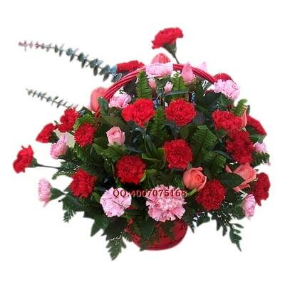 鲜花,小花篮